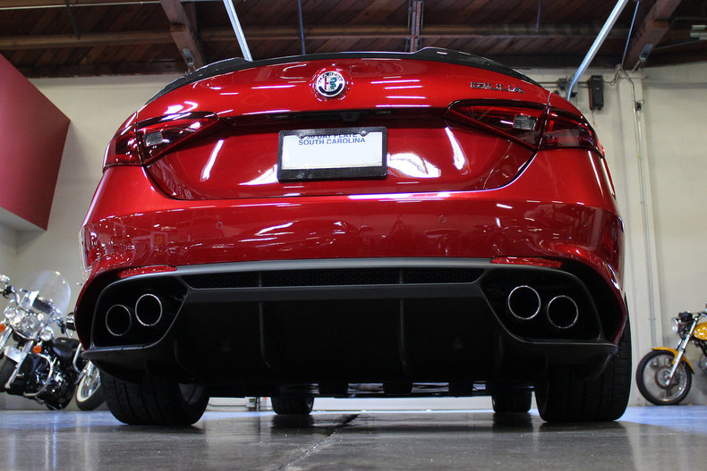2017 Alfa Romeo Giulia First Drive Romeo and Giulia