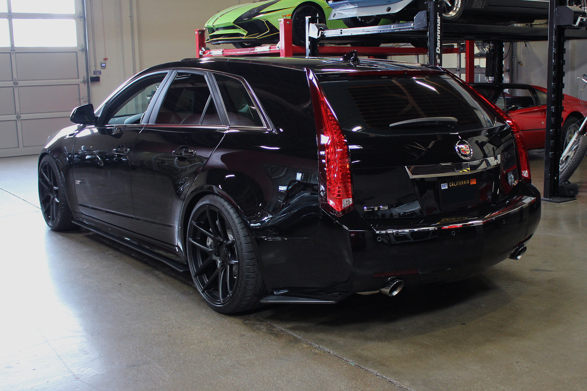 2012 Cadillac Cts V For Sale 78270 Mcg