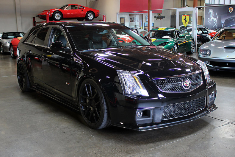 2012 cadillac cts v for sale 78270 mcg. Black Bedroom Furniture Sets. Home Design Ideas