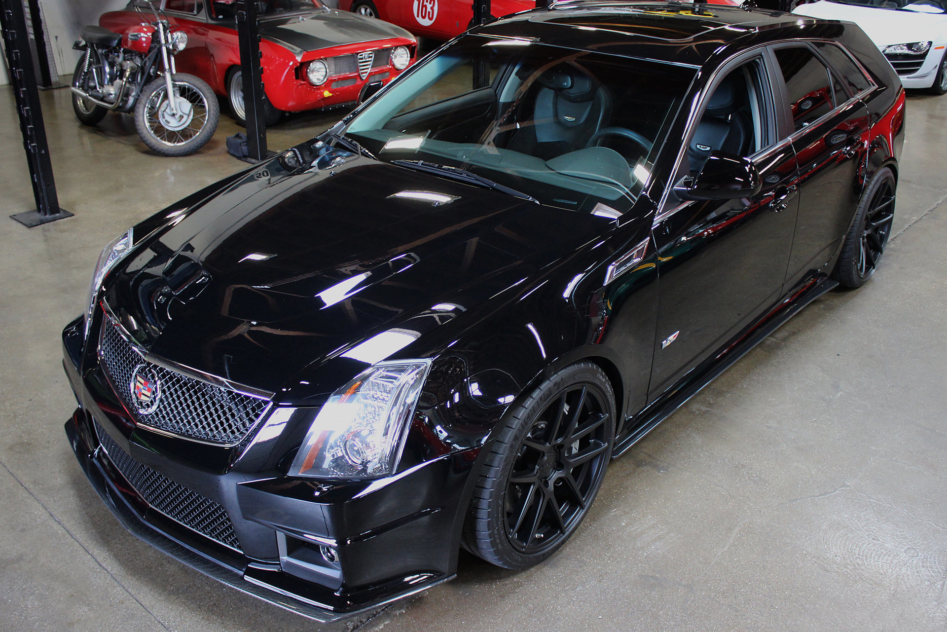 2012 Cadillac CTS-V   San Francisco Sports Cars