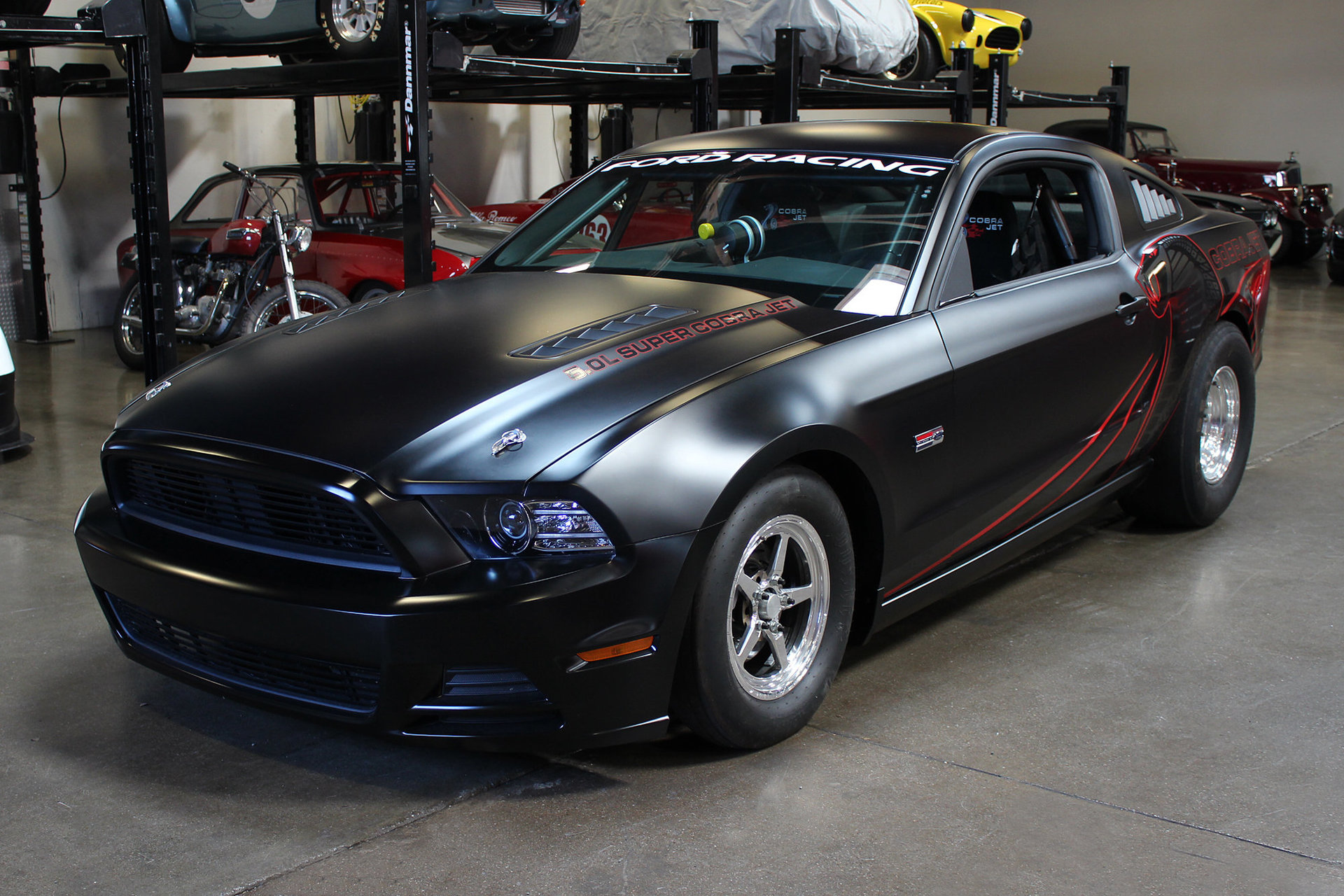 2014 ford mustang cobra jet for sale 79963 mcg. Black Bedroom Furniture Sets. Home Design Ideas