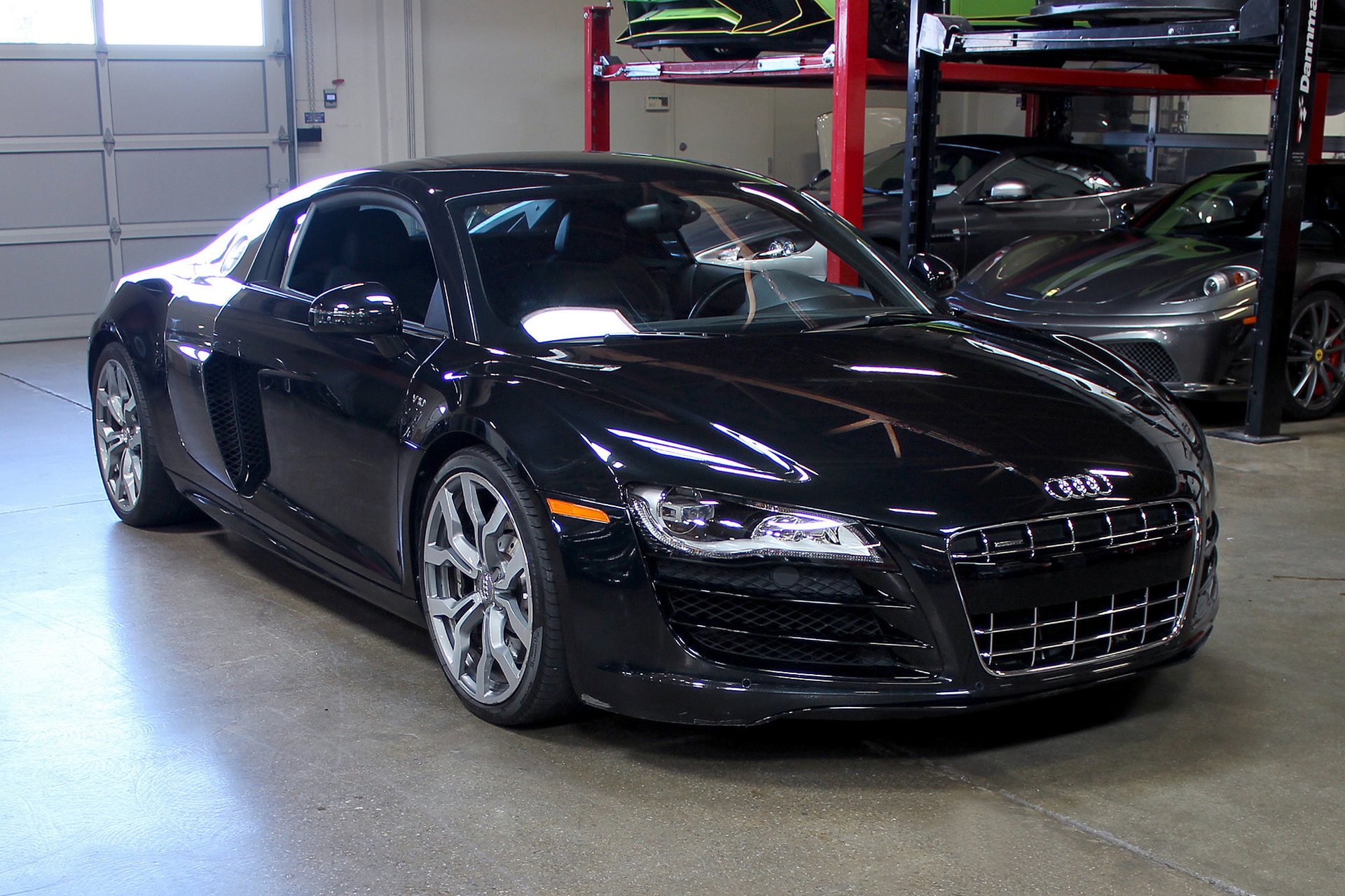 2010 audi r8 v10 san francisco sports cars. Black Bedroom Furniture Sets. Home Design Ideas