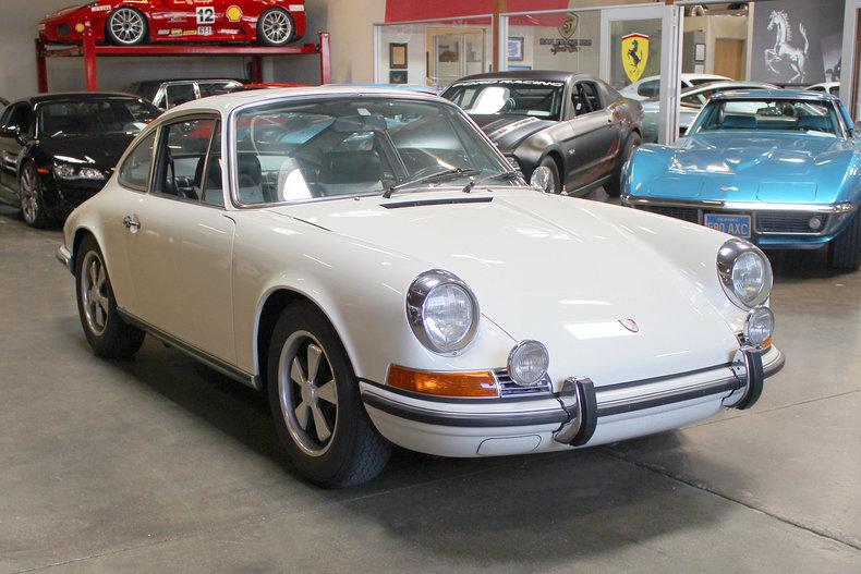 1970 Porsche 911S