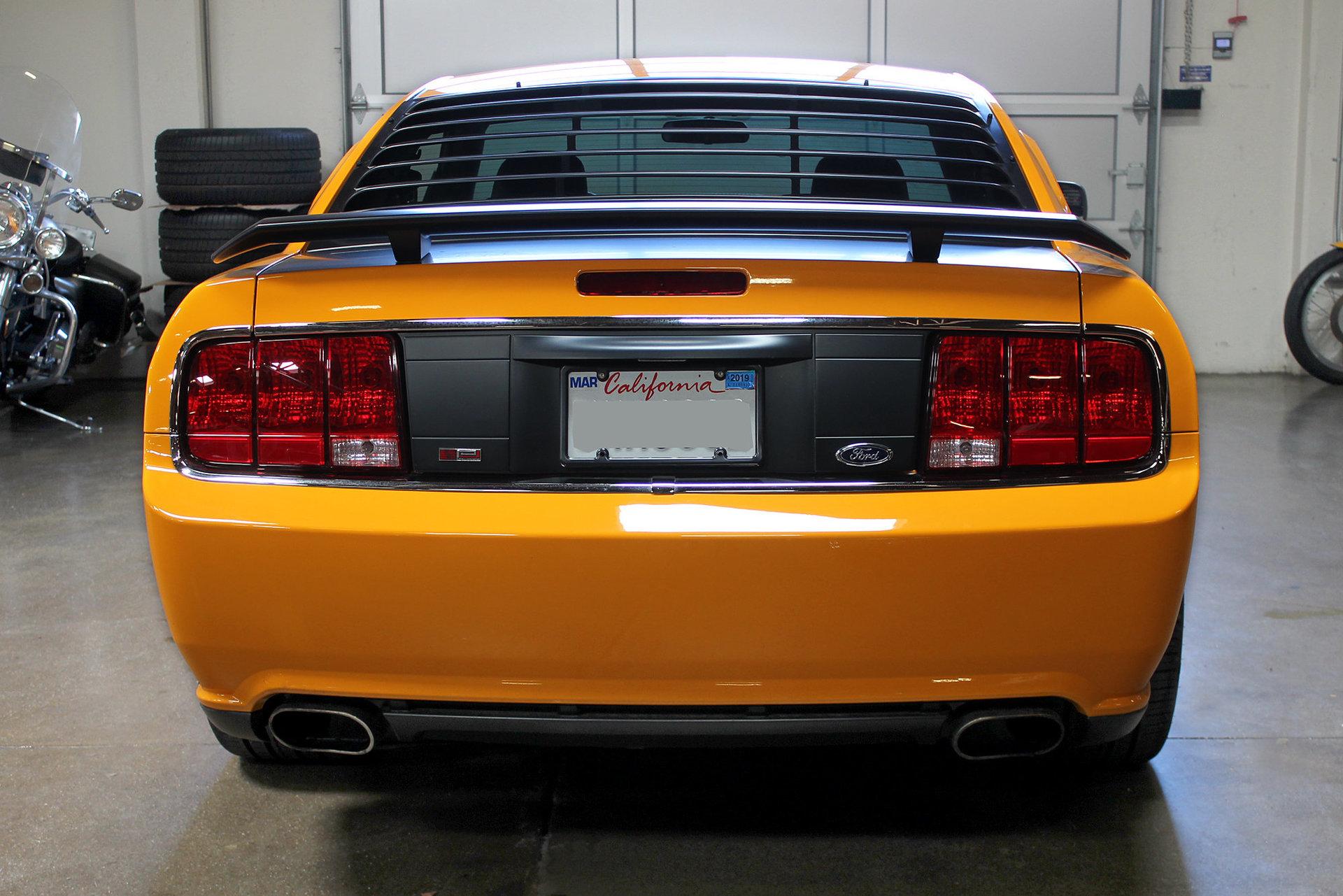 2007 Ford Mustang Boss 302 Saleen Pj For Sale 83967 Mcg