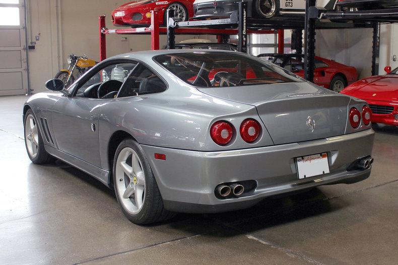3321799118130 low res 1998 ferrari f550 maranello