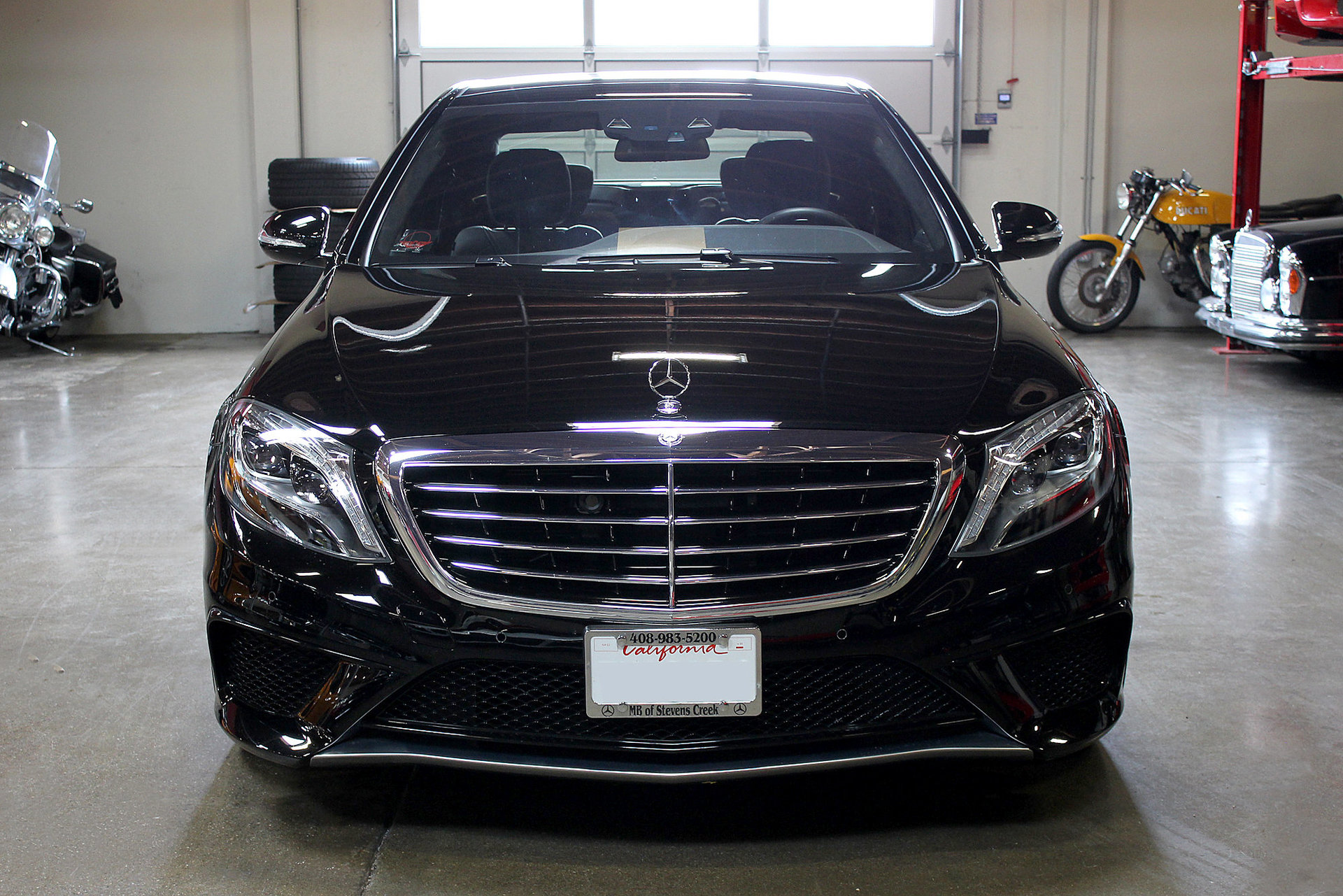 2014 Mercedes Benz S63 for sale