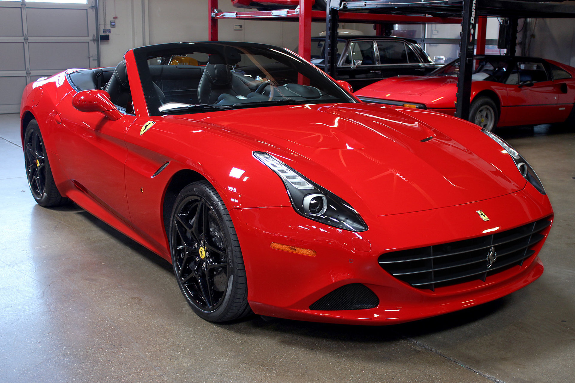 2017 Ferrari California T  San Francisco Sports Cars