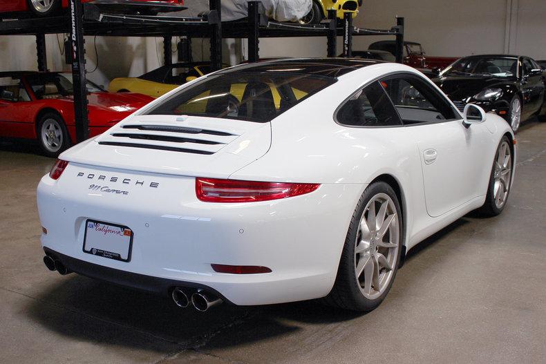 2015 Porsche 911 Carrera For Sale 87990 Mcg