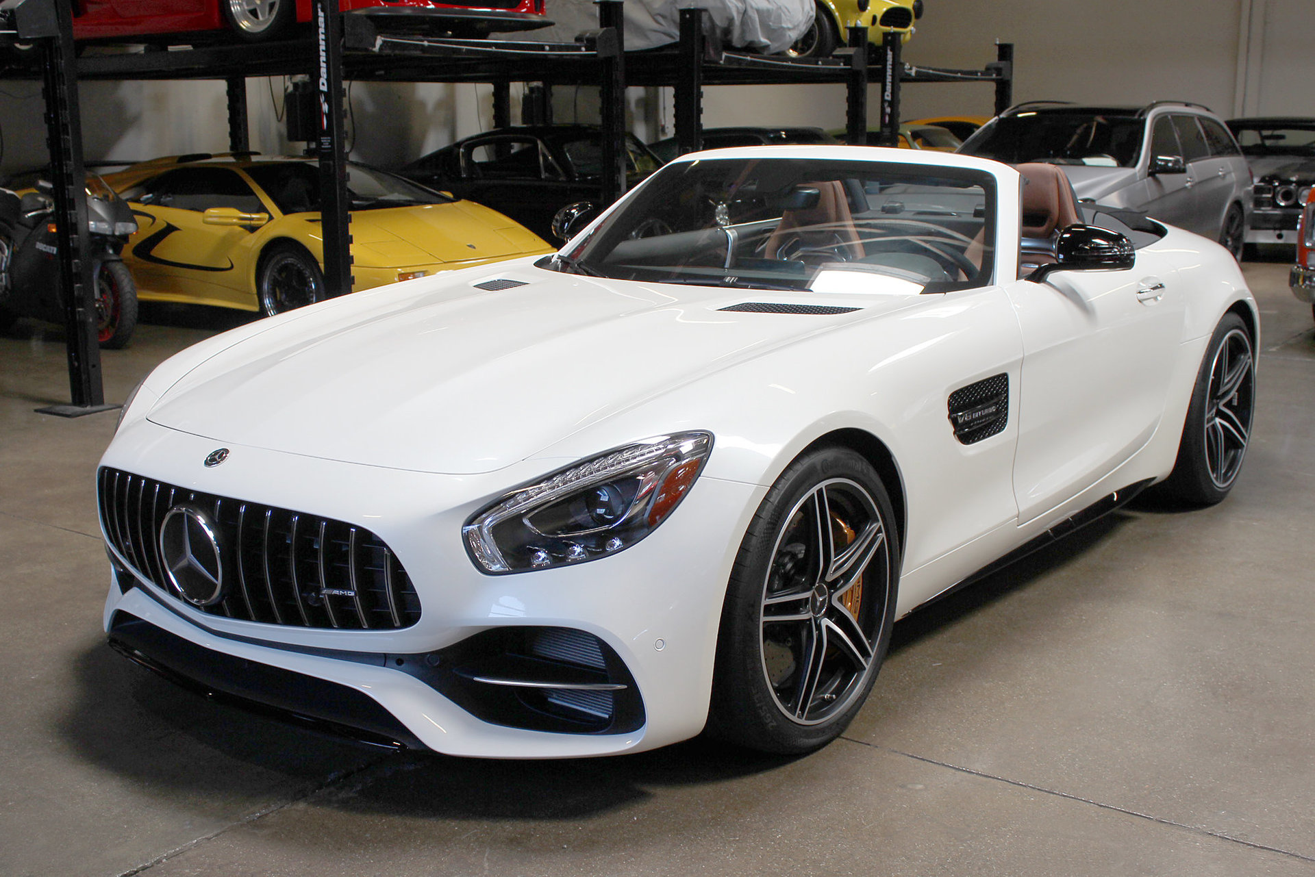 2018 Mercedes-Benz AMG GT-C For Sale #91388