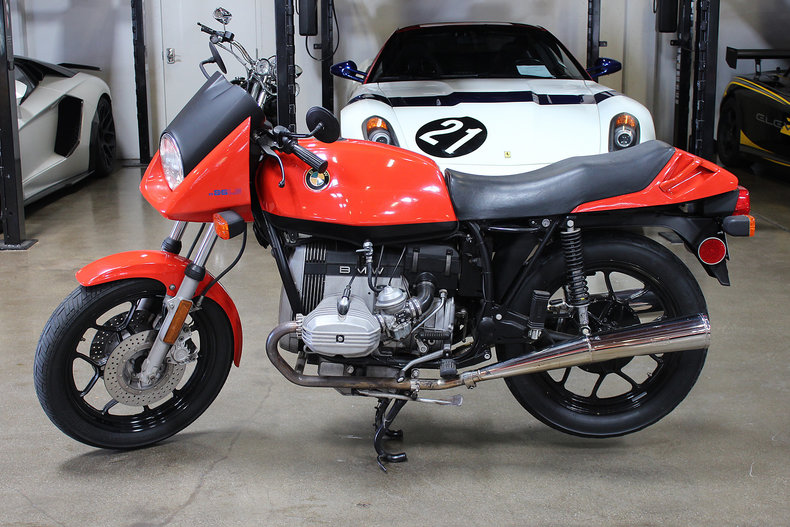 1982 1982 BMW R65LS For Sale
