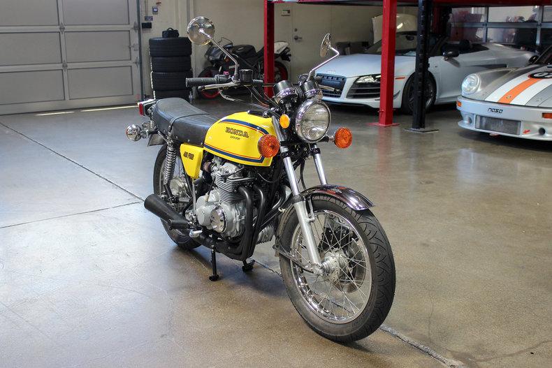1977 Honda CB400F