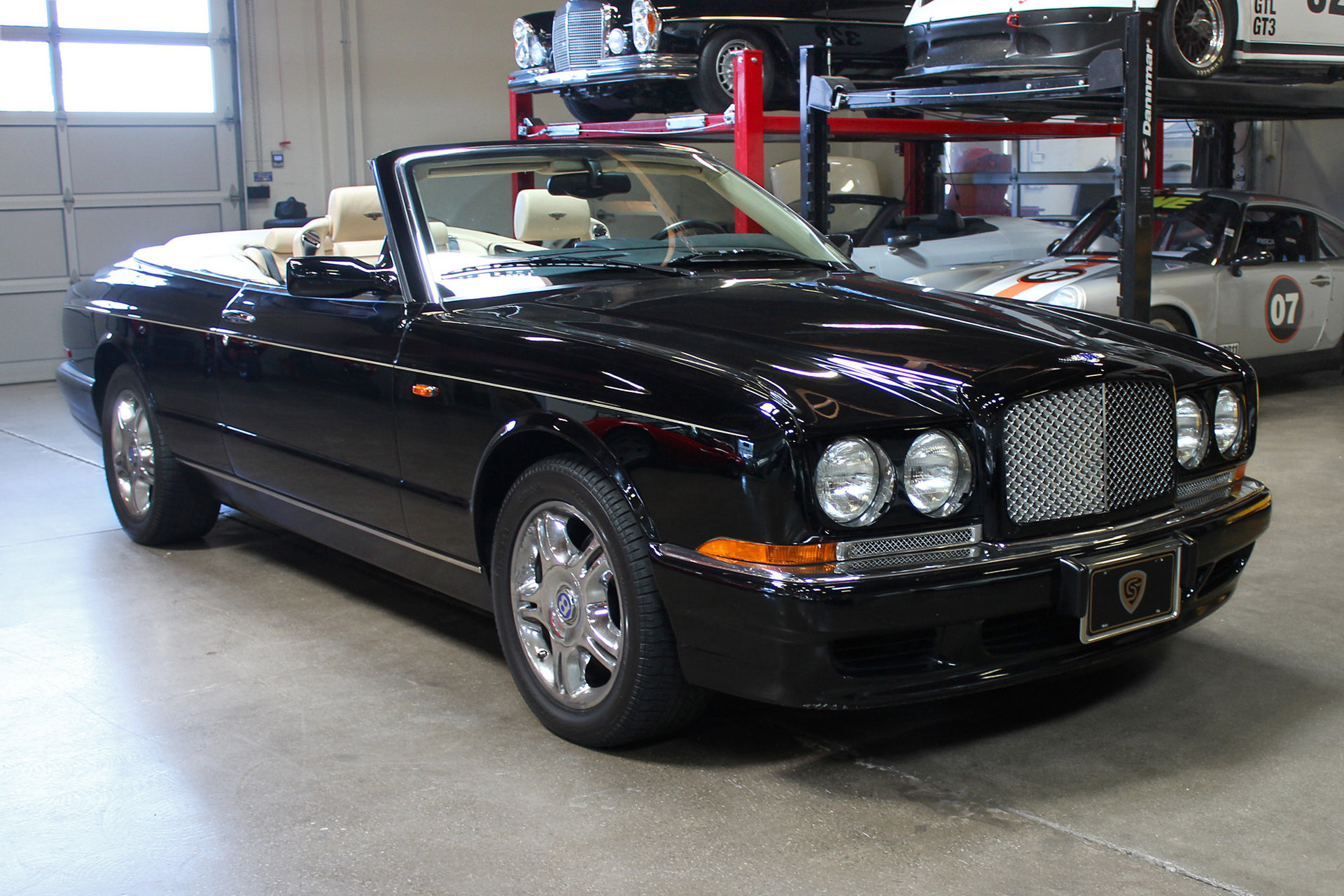 358765fc3bdd3 hd 2003 bentley azure 2dr convertible mulliner