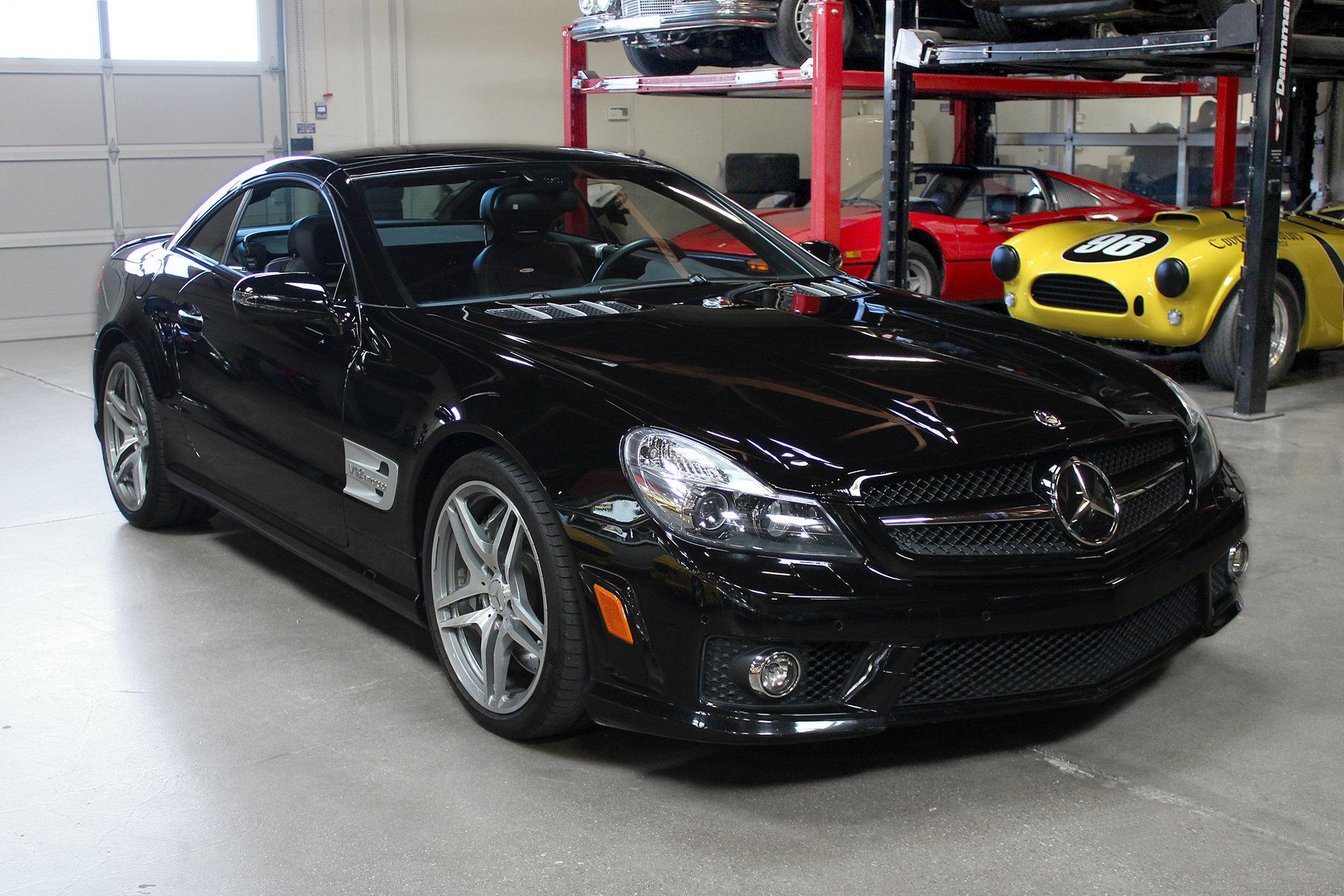 37635c5c45944 hd 2009 mercedes benz sl class 2dr roadster 6 0l amg
