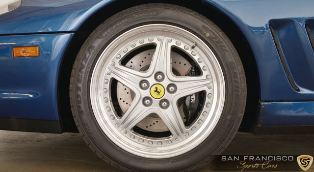 2001 2001 Ferrari 550 Barchetta Pininfarina For Sale