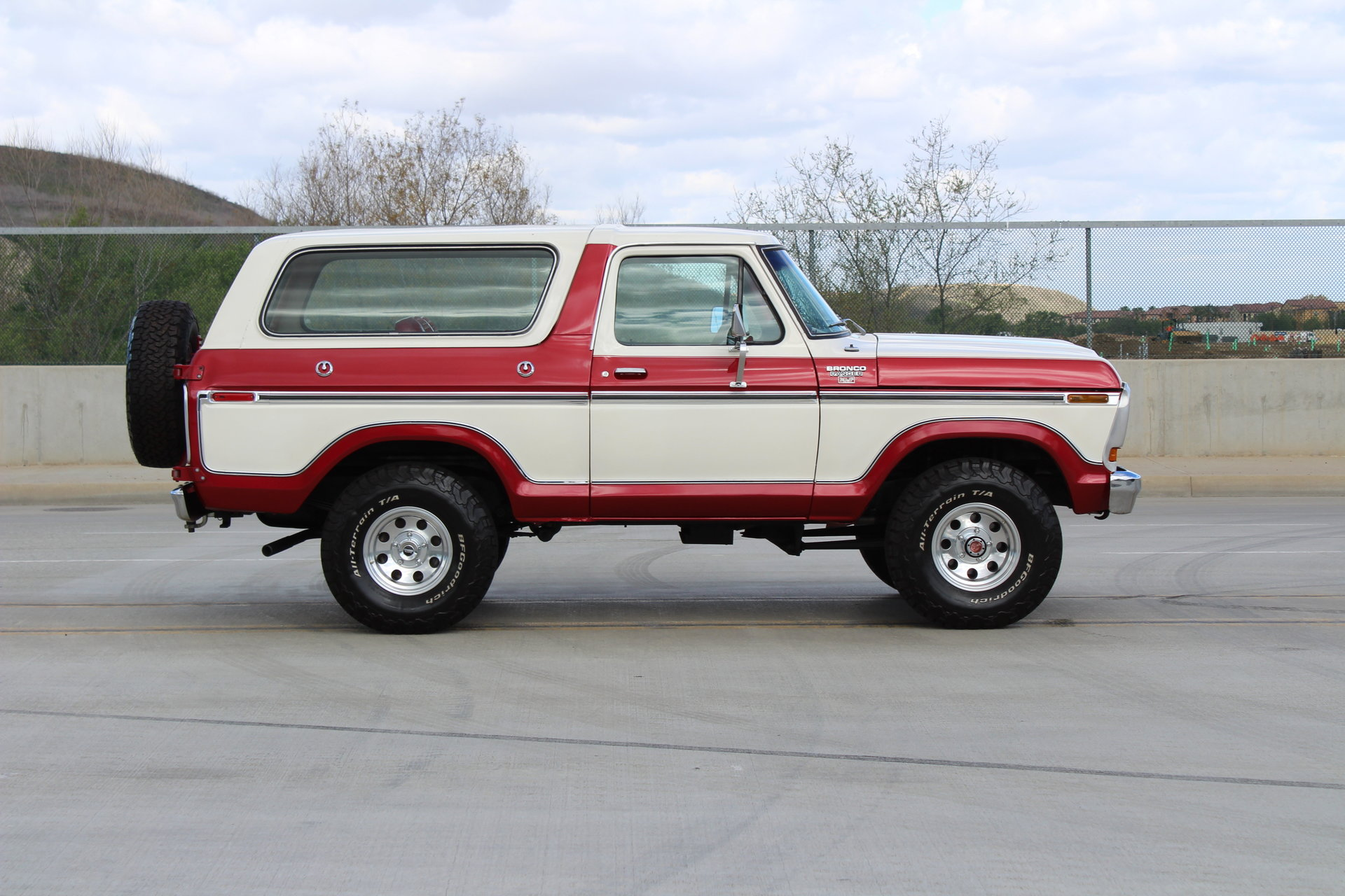 1978 ford bronco xlt ranger for sale 92848 mcg. Black Bedroom Furniture Sets. Home Design Ideas