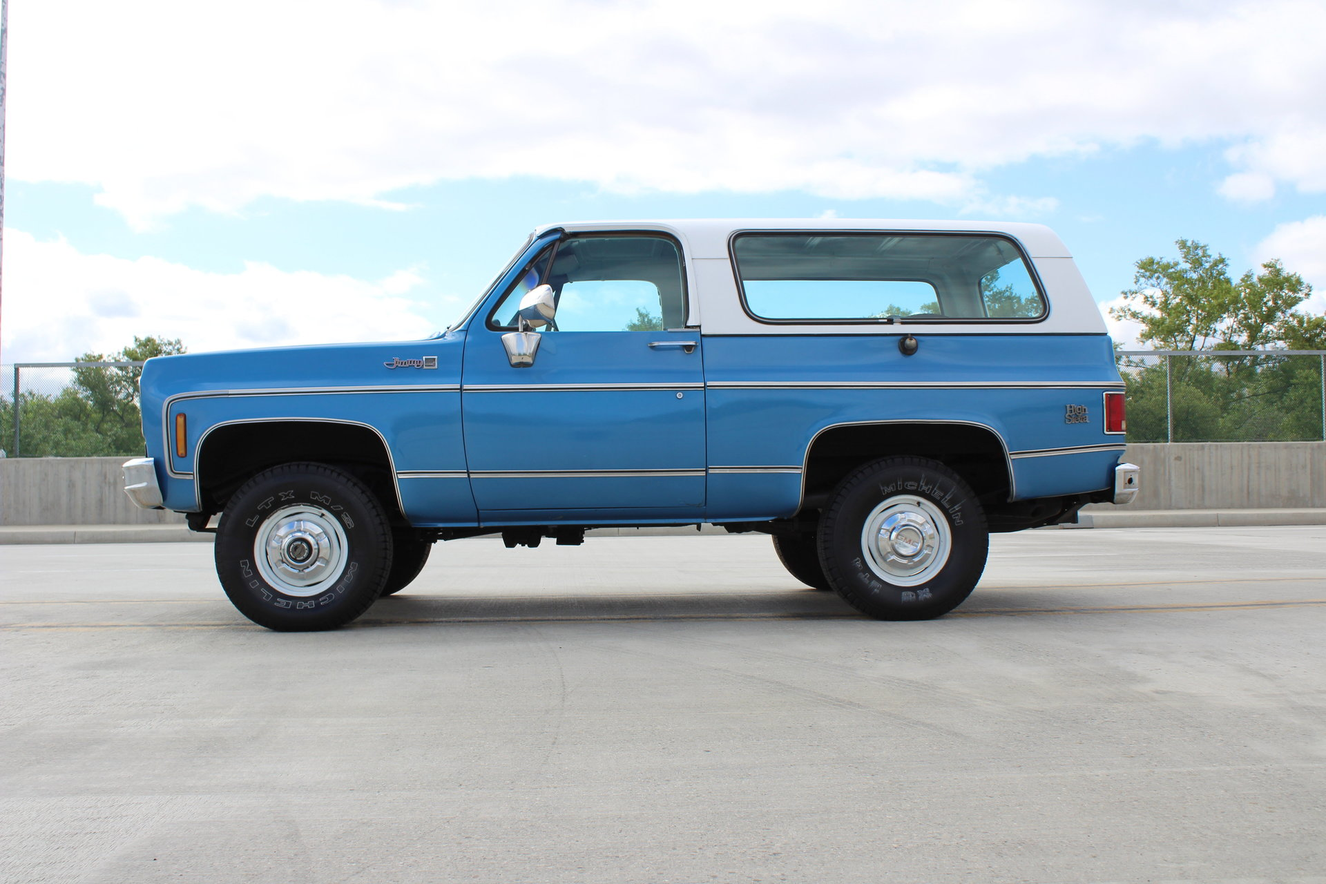 1975 GMC Jimmy High Sierra for sale #92850 | MCG