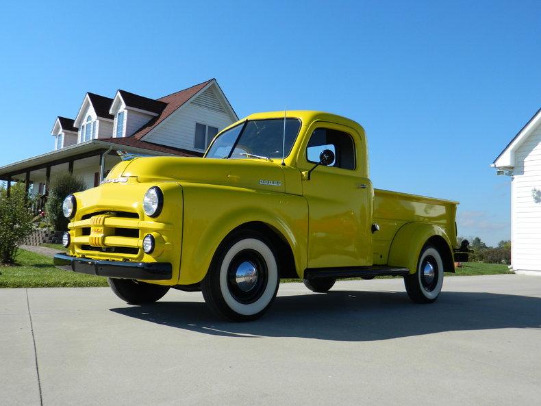 1952 Dodge B-2
