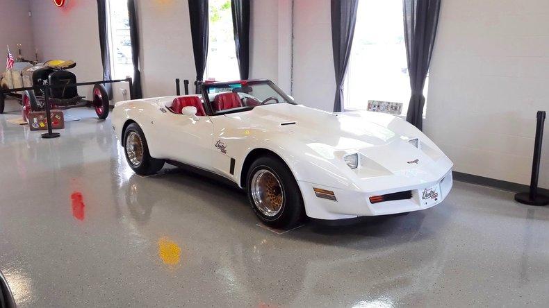 """1980 Chevrolet Corvette """"Duntov"""""""