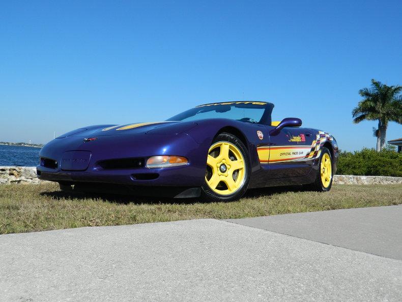 1998 Chevrolet Corvette Pace Car