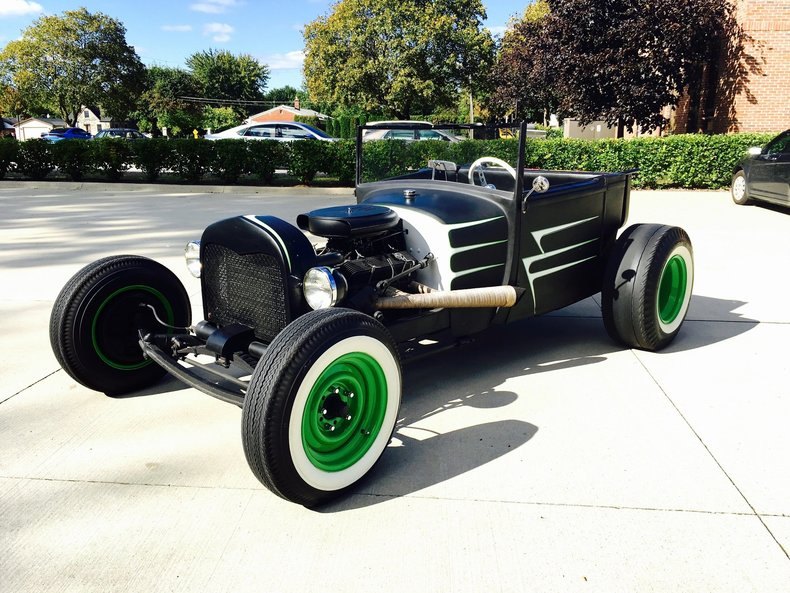 1927 Ford T Bucket For Sale 65749 Mcg