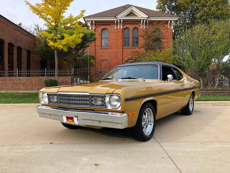 1973 Plymouth Duster For Sale 71420 Mcg