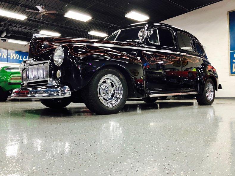 1947 Mercury Sedan