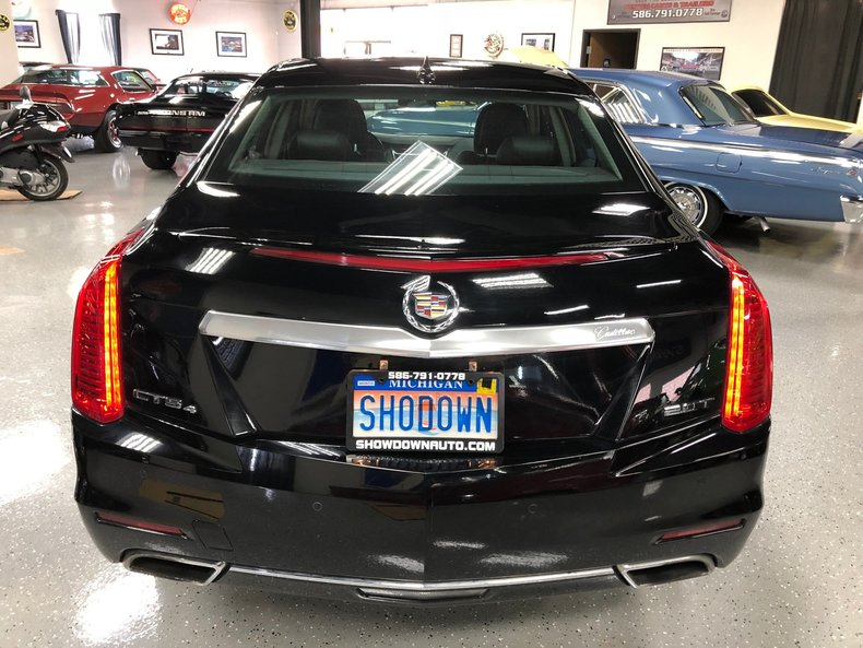 2014 cadillac cts for sale 82542 mcg. Black Bedroom Furniture Sets. Home Design Ideas