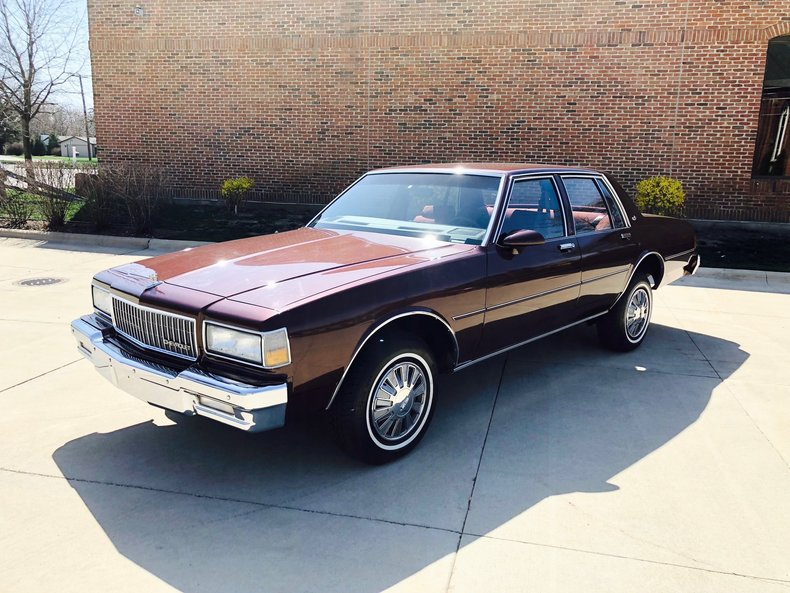 1990 Chevrolet Caprice For Sale