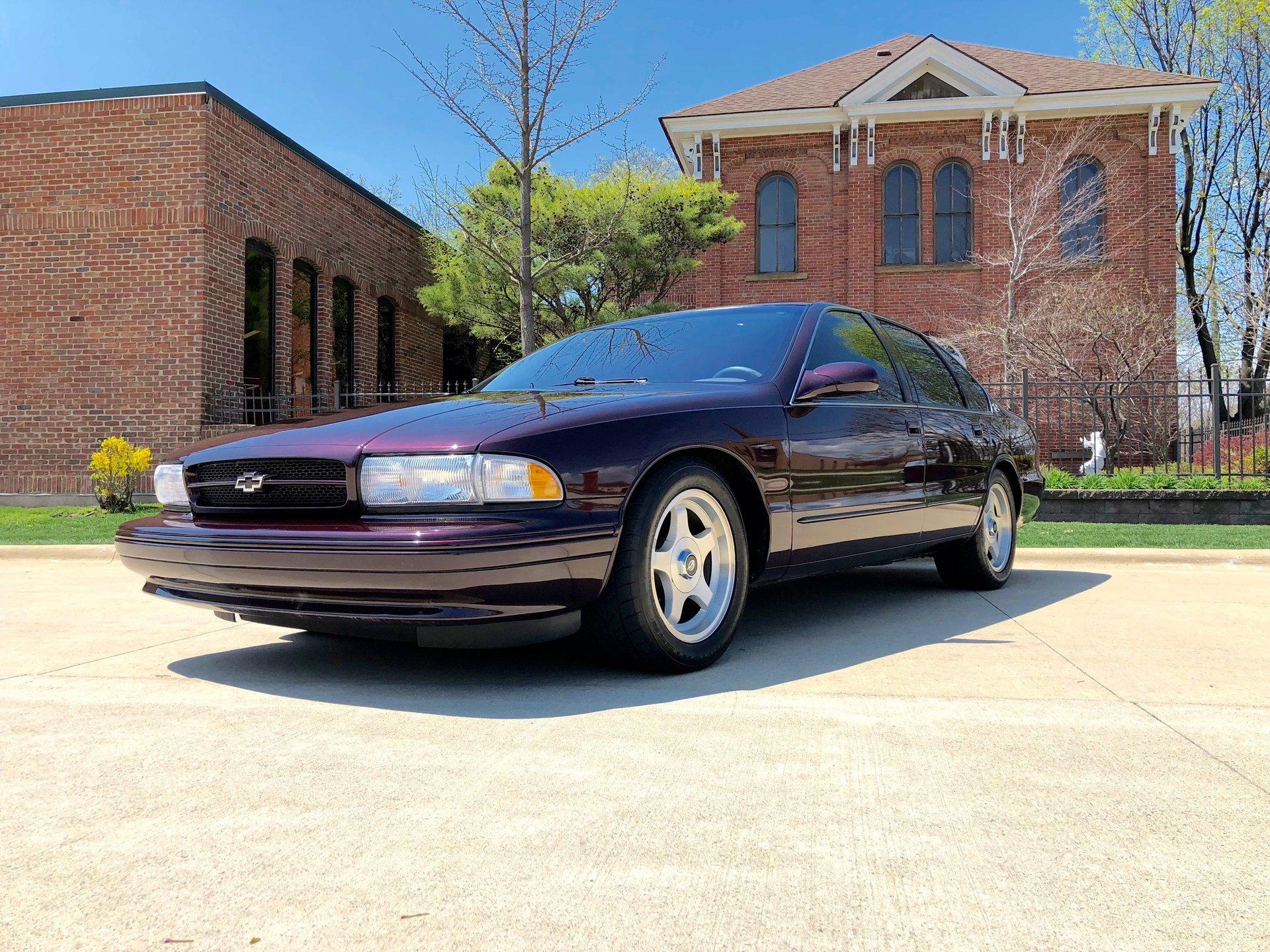 11198d059c5ca hd 1995 chevrolet impala ss