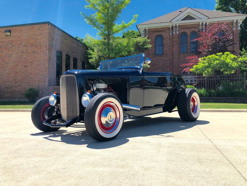 1932 Ford Hi-Boy