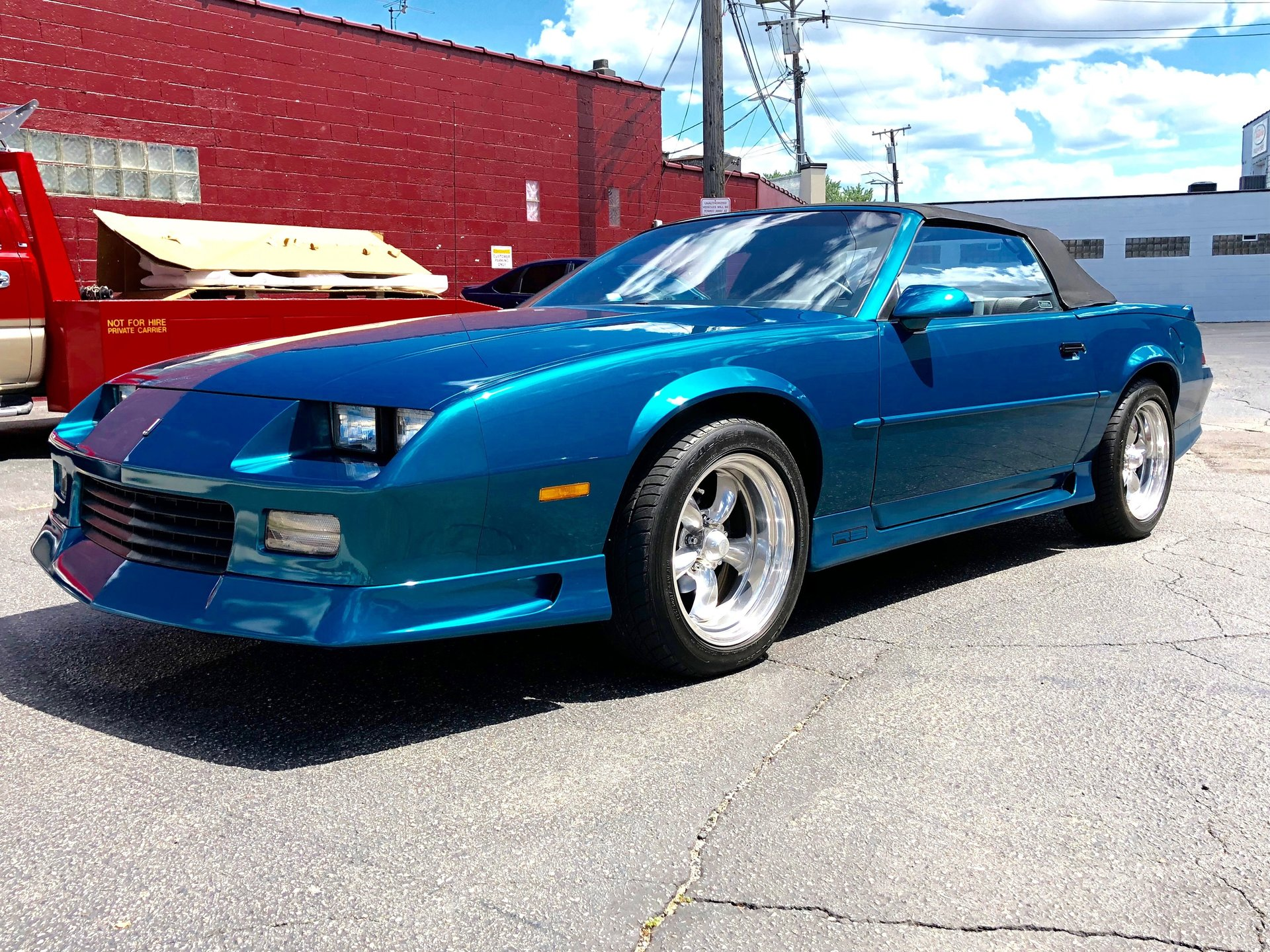 1992 chevrolet camaro rs for sale 94351 mcg. Black Bedroom Furniture Sets. Home Design Ideas