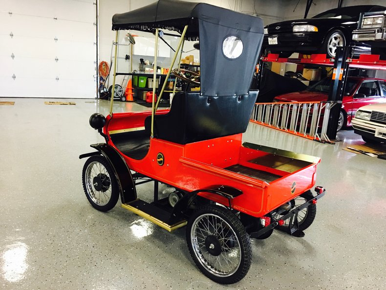 1901 Oldsmobile Horseless Carriage Replica For Sale 50932