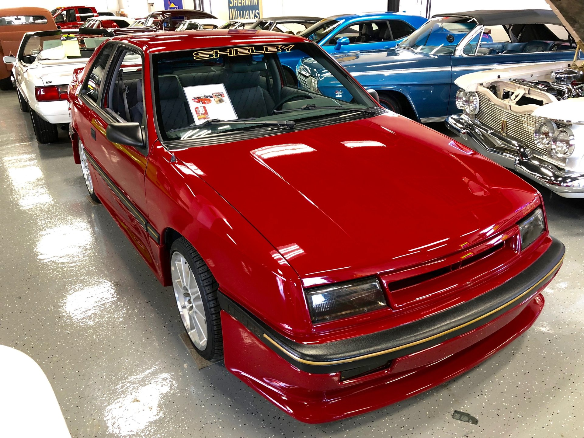 Turbo Title Loan >> 1989 Dodge Shelby csx | Showdown Auto Sales - Drive Your Dream