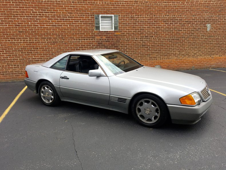 1991 Mercedes-Benz SL500