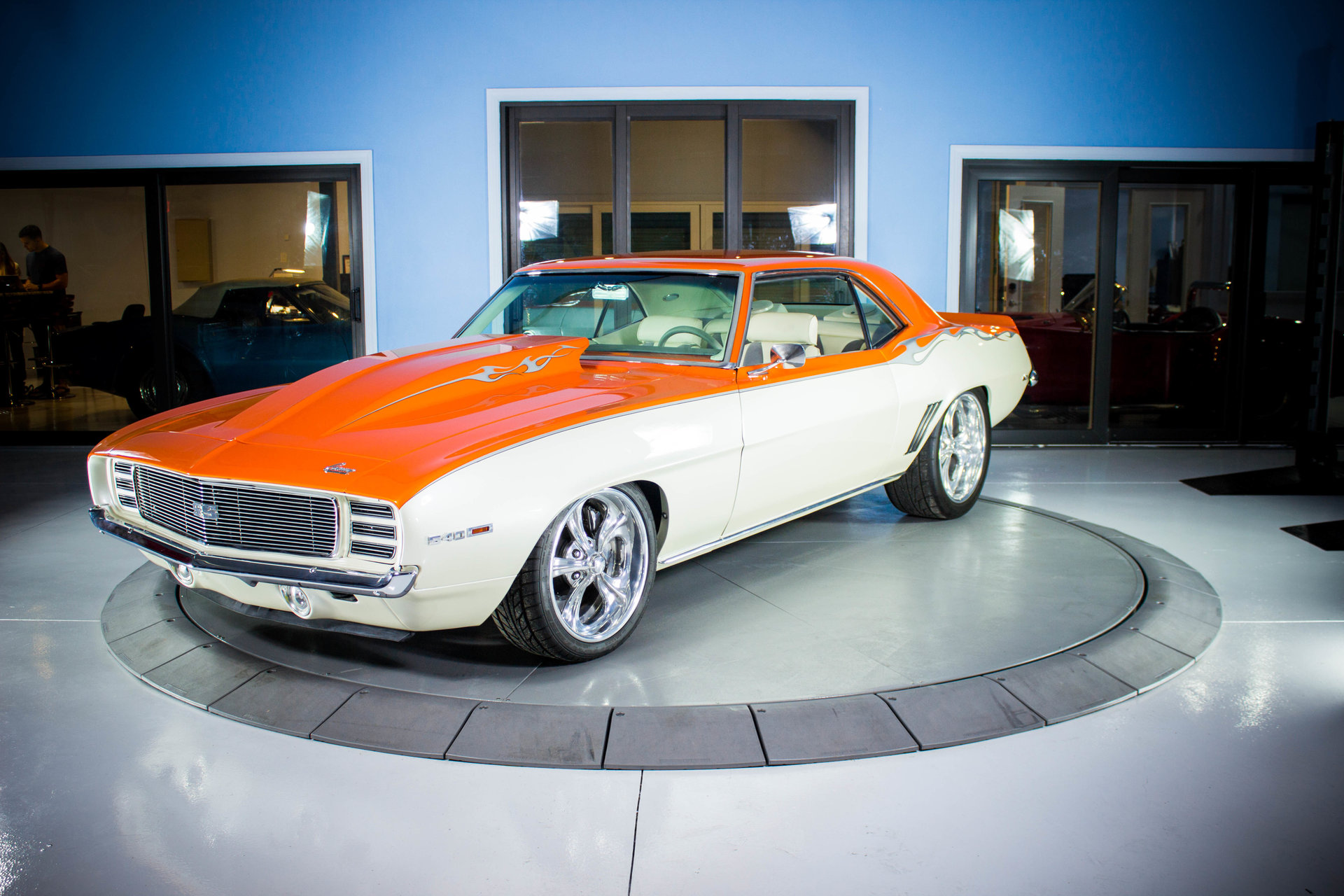 4803714b691b hd 1969 chevrolet camaro pro mod