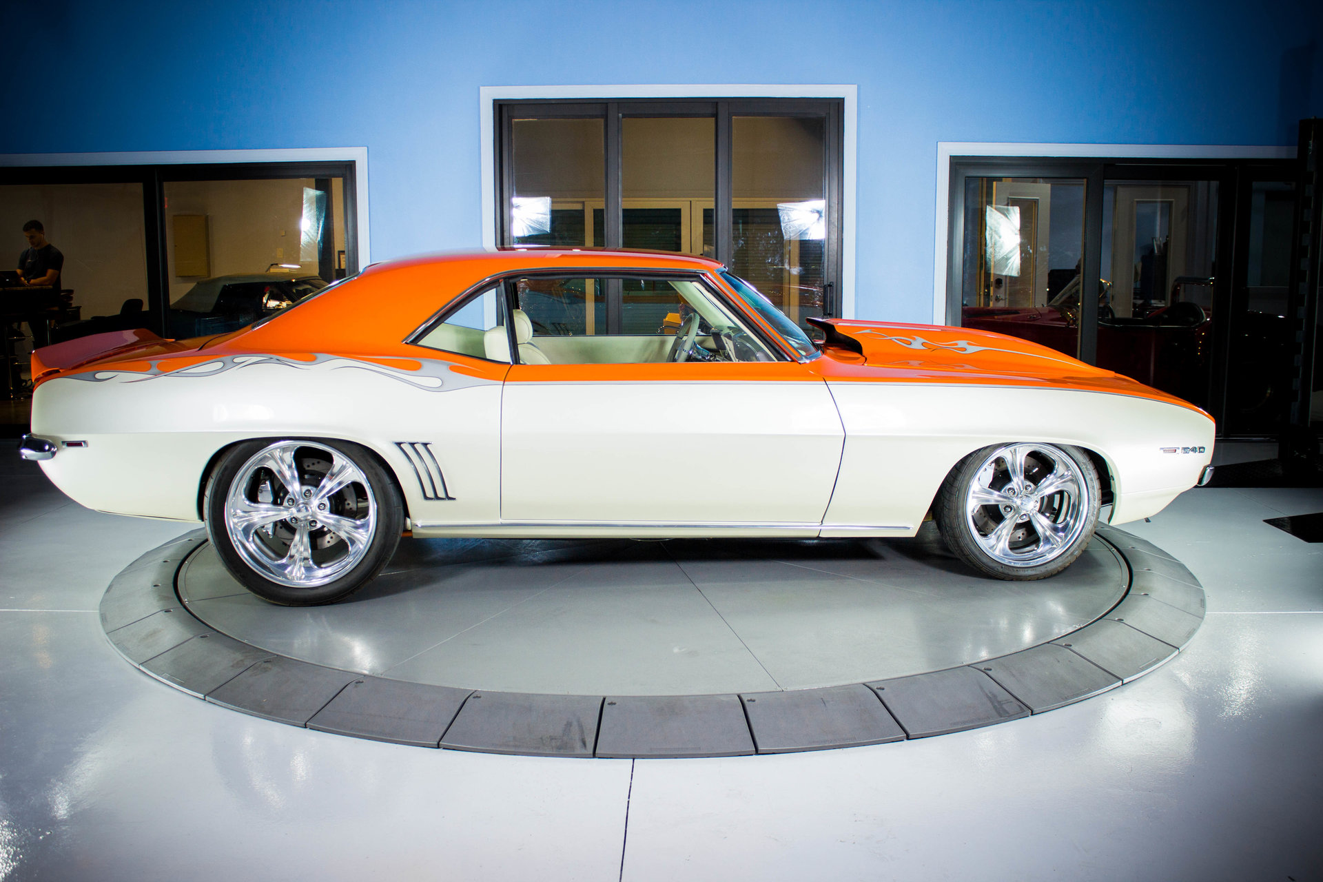 1969 Chevrolet Camaro Pro Mod Classic Cars Amp Used Cars