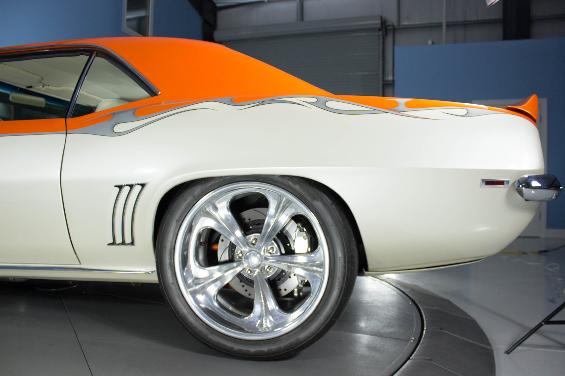 1969 Chevrolet Camaro Pro Mod Classic Cars Amp Used Cars
