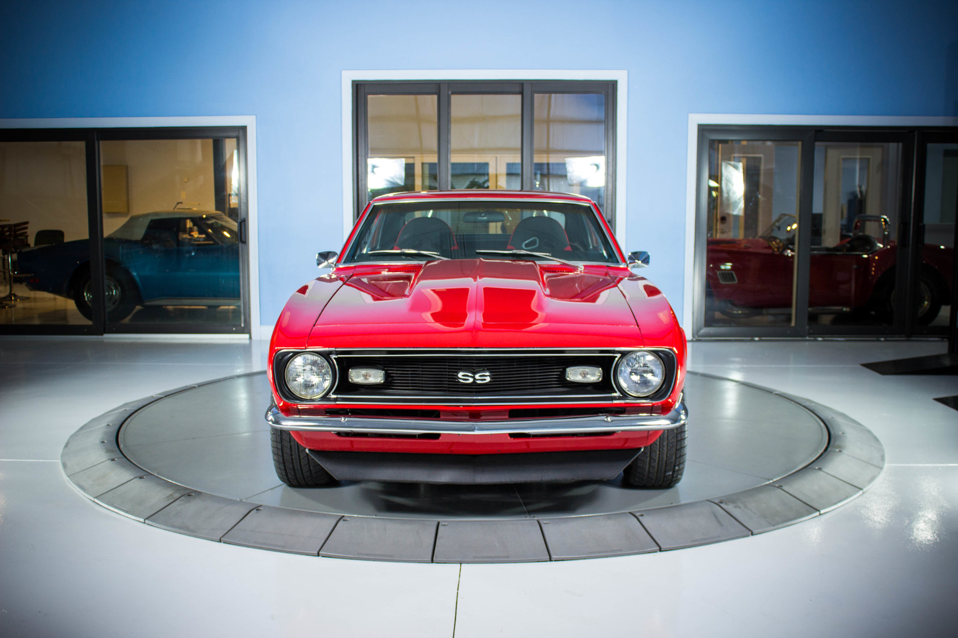 1968 Chevrolet Rs Ss Camaro Tribute Classic Cars Used For