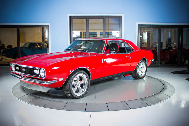 1968 Chevrolet RS SS Camaro Tribute