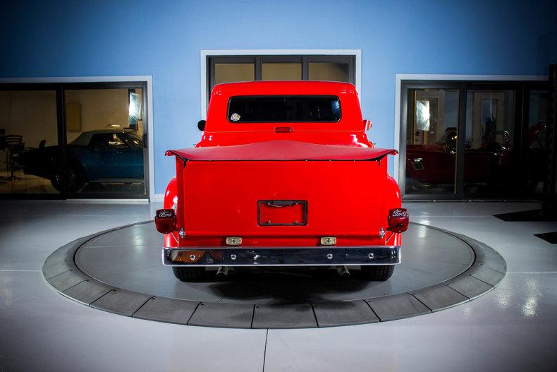 1960 Ford F100 Custom Cab for sale #76016 | MCG