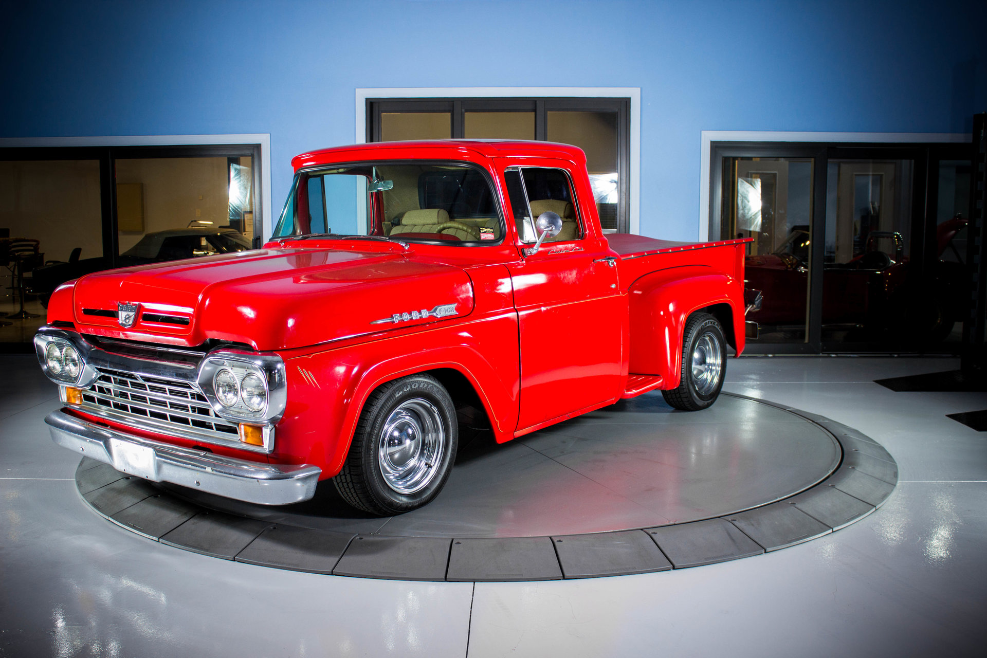 1960 Ford F100 | Classic Cars & Used Cars For Sale in Tampa, FL