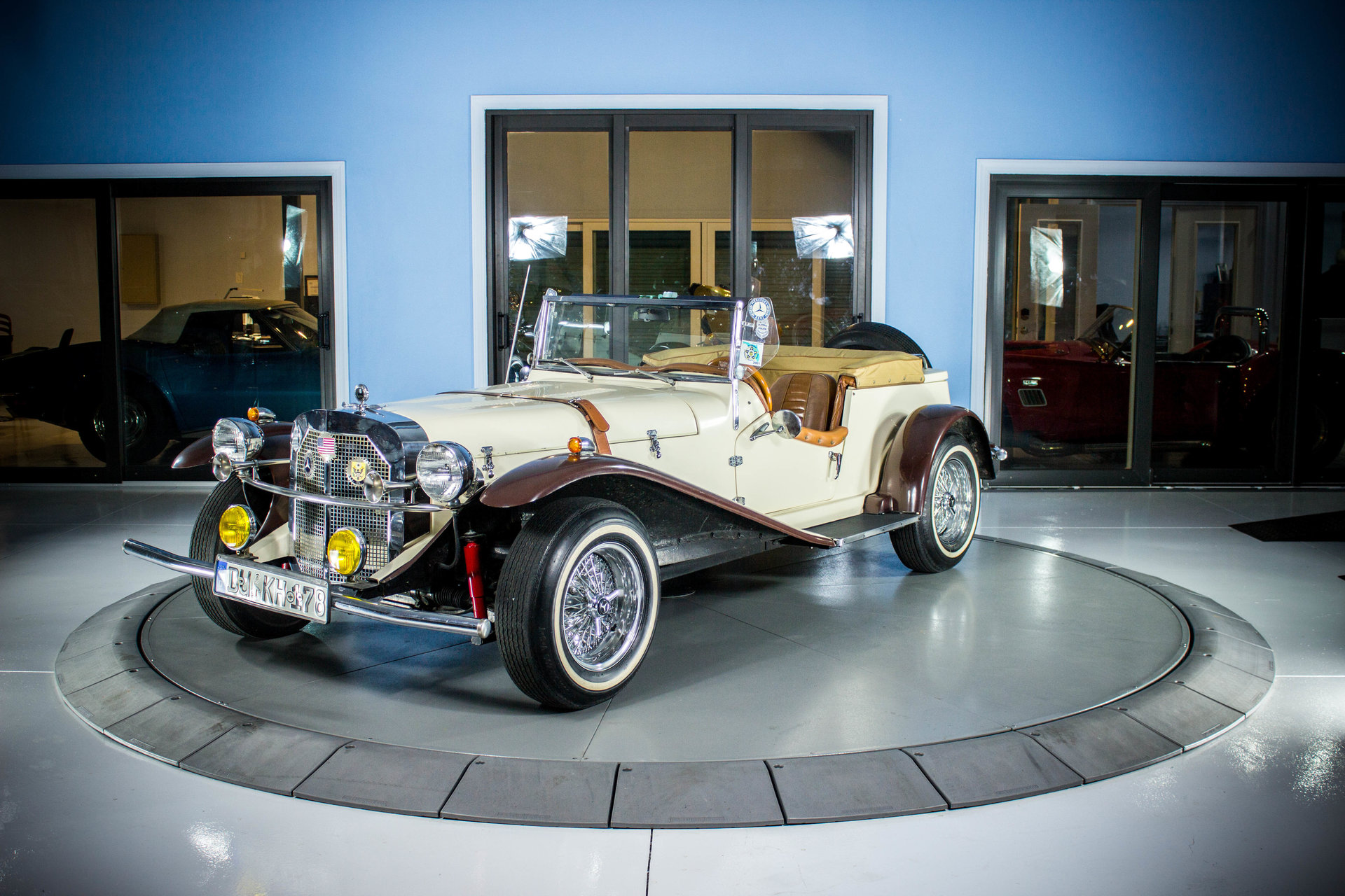 1929 mercedes benz classic cars used cars for sale in for Mercedes benz tampa fl