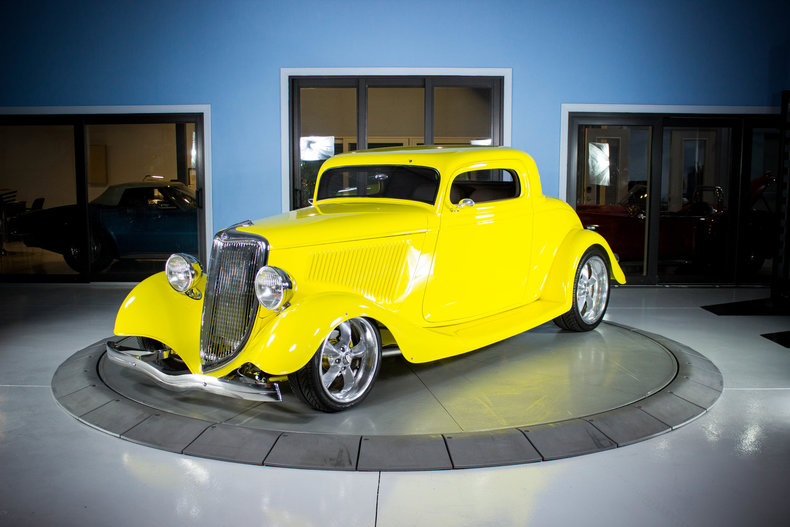1933 Ford 3 Window CP