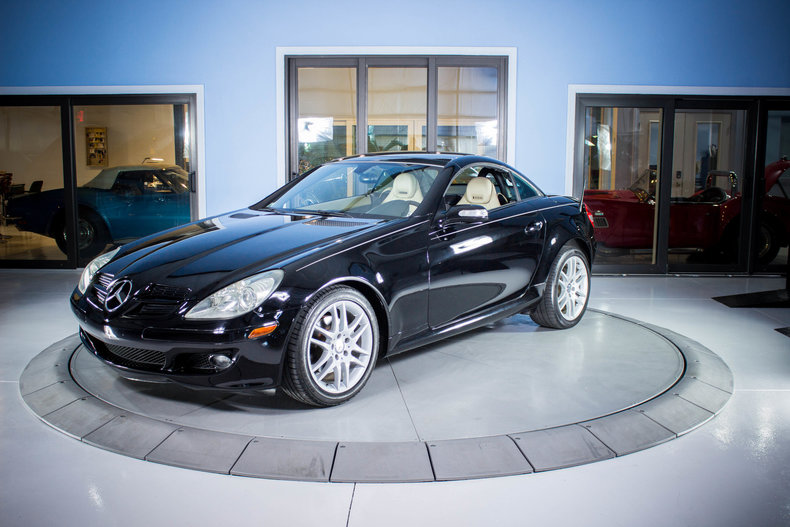 2008 Mercedes Benz SLK 280 Convertible