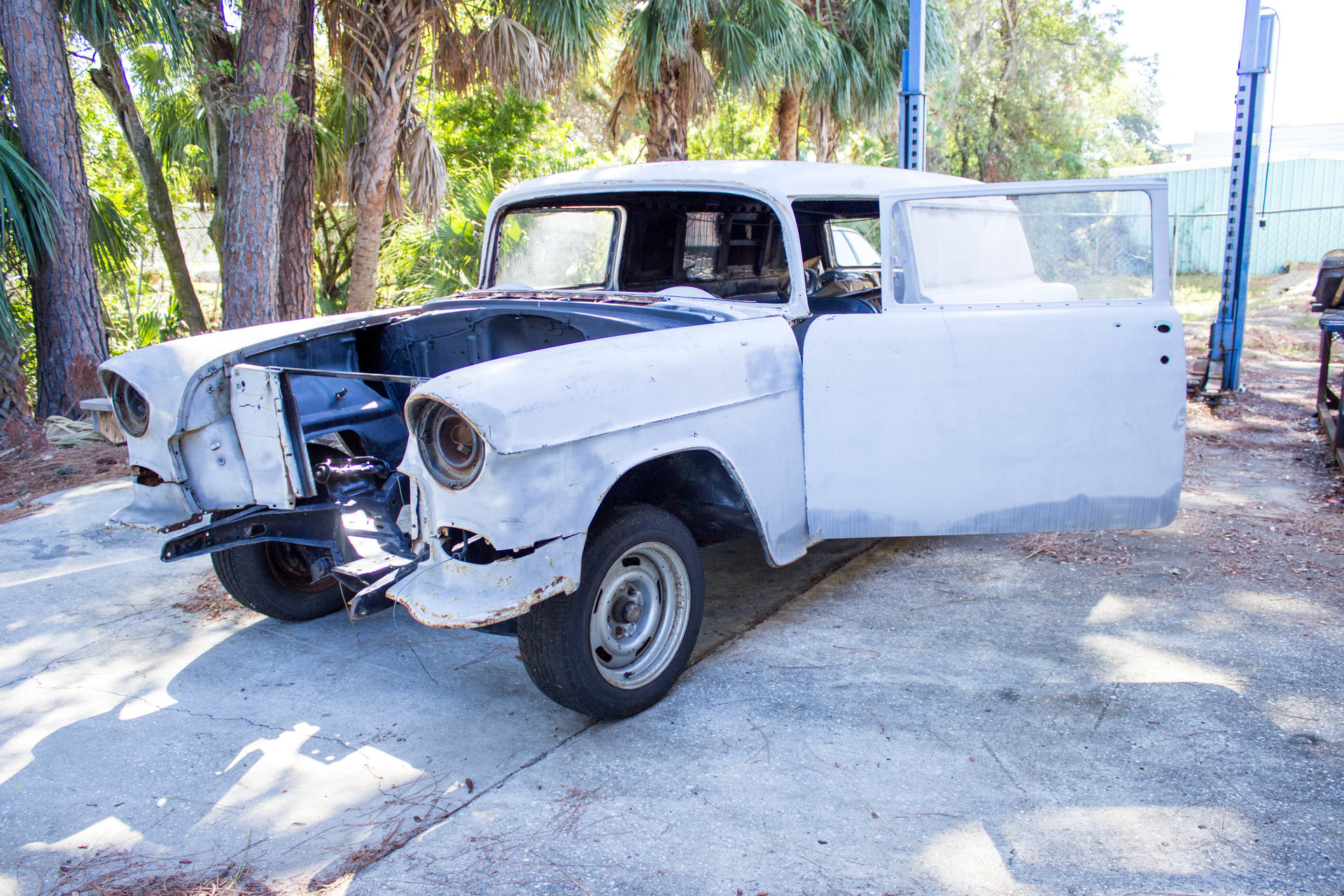 47921d536361 hd 1955 chevrolet panel delivery