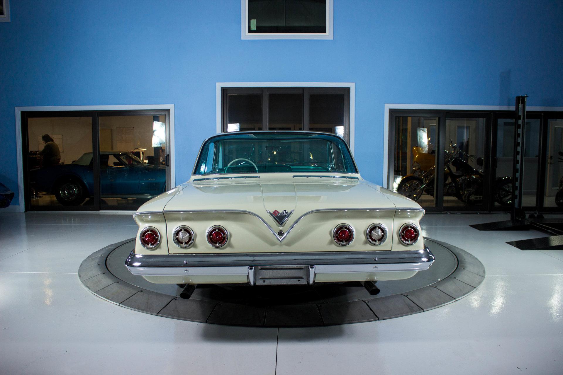 1961 Chevrolet Impala Bubble Top Berlin Motors For Sale