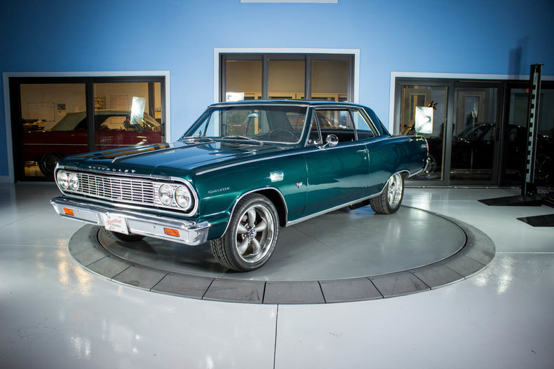 1964 chevrolet malibu ss classic cars used cars for sale in tampa fl. Black Bedroom Furniture Sets. Home Design Ideas