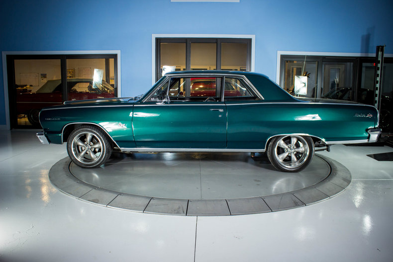 1964 chevrolet malibu ss for sale 80096 mcg. Black Bedroom Furniture Sets. Home Design Ideas