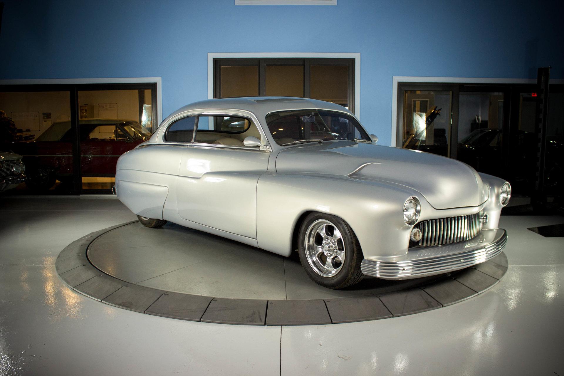 ... 1950 Mercury CP ...