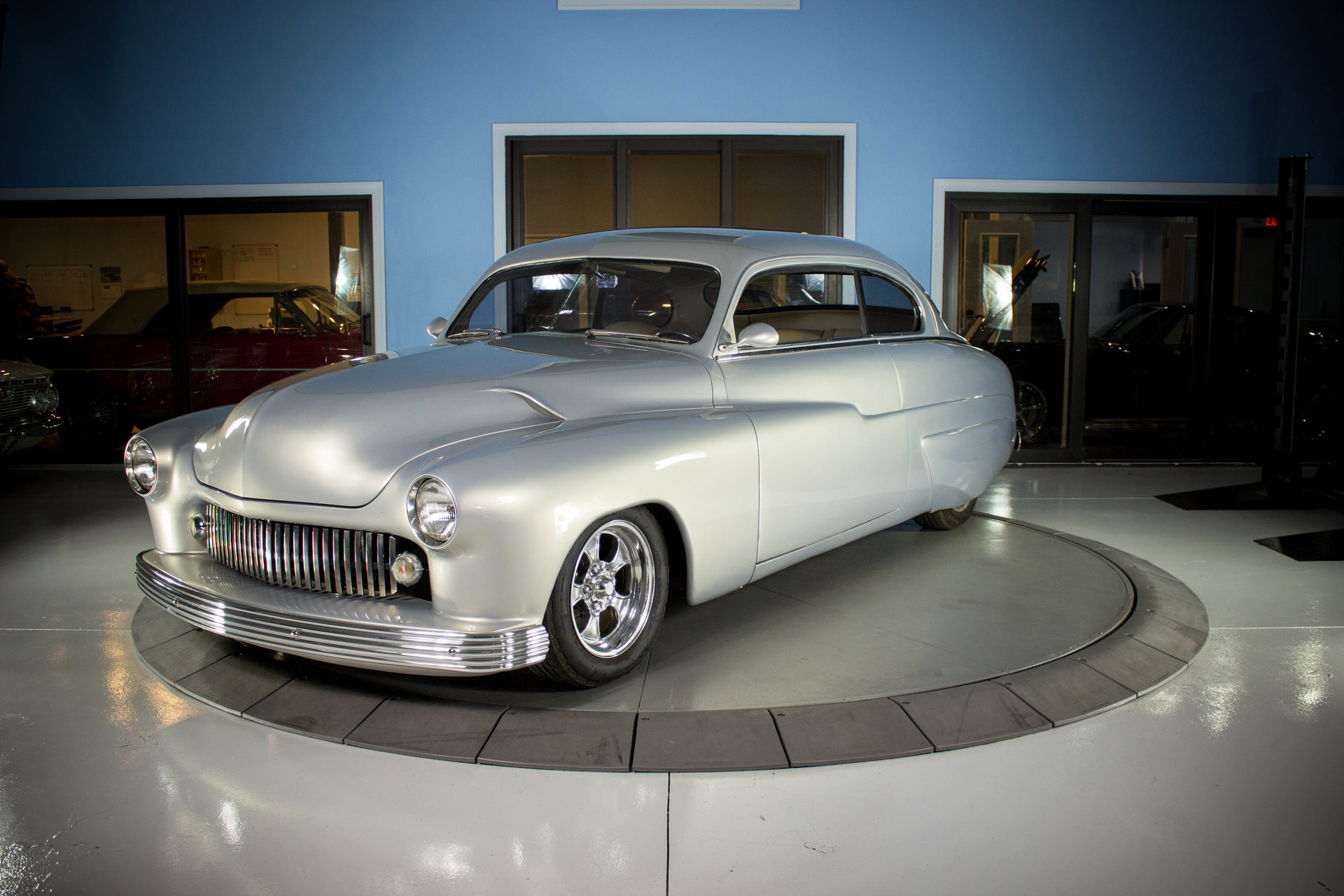 1950 mercury cp classic cars used cars for sale in tampa fl. Black Bedroom Furniture Sets. Home Design Ideas